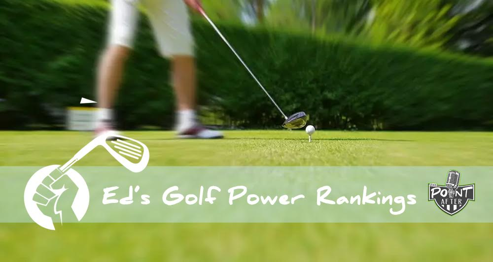 Gold Power Rankings