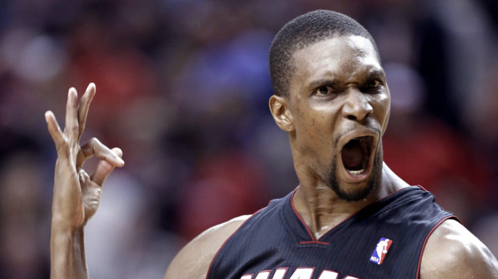 Doctor s rule blood clots career-ending injury for Chris Bosh - The ... 1d4f40716